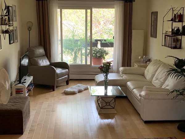 Top corner condo, heart of Old Strathcona. Great space for academic/couple! Home Rental in Edmonton 1 - thumbnail