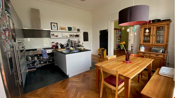 7-room upper-class apartment (2500 sq. foot) for long term rent Home Rental in Berlin 2 - thumbnail