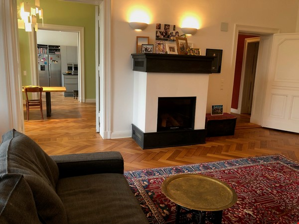 7-room upper-class apartment (2500 sq. foot) for long term rent Home Rental in Berlin 0 - thumbnail