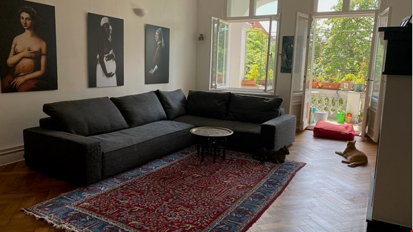 7-room upper-class apartment (2500 sq. foot) for long term rent Home Rental in Berlin 3 - thumbnail