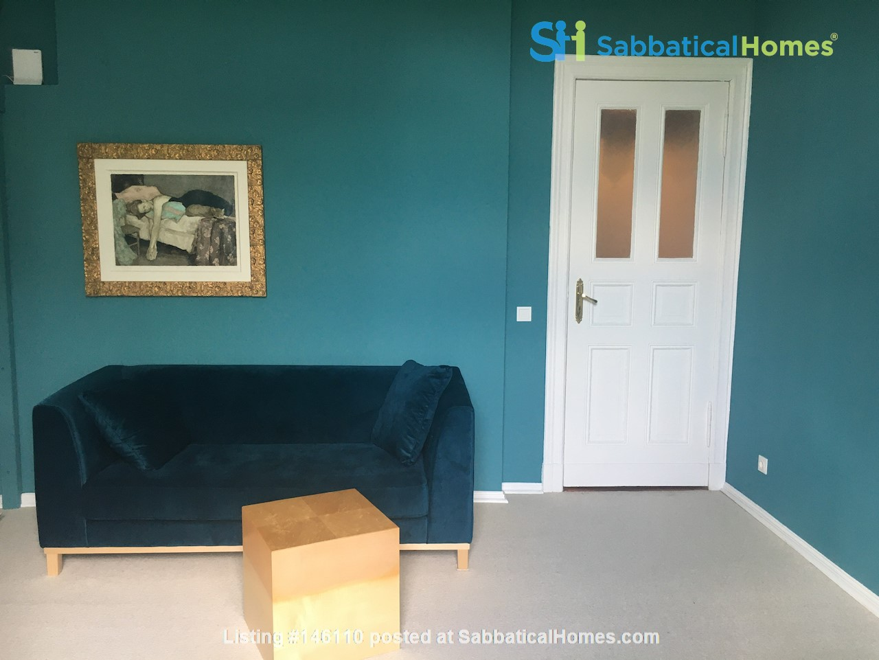 7-room upper-class apartment (2500 sq. foot) for long term rent Home Rental in Berlin 5