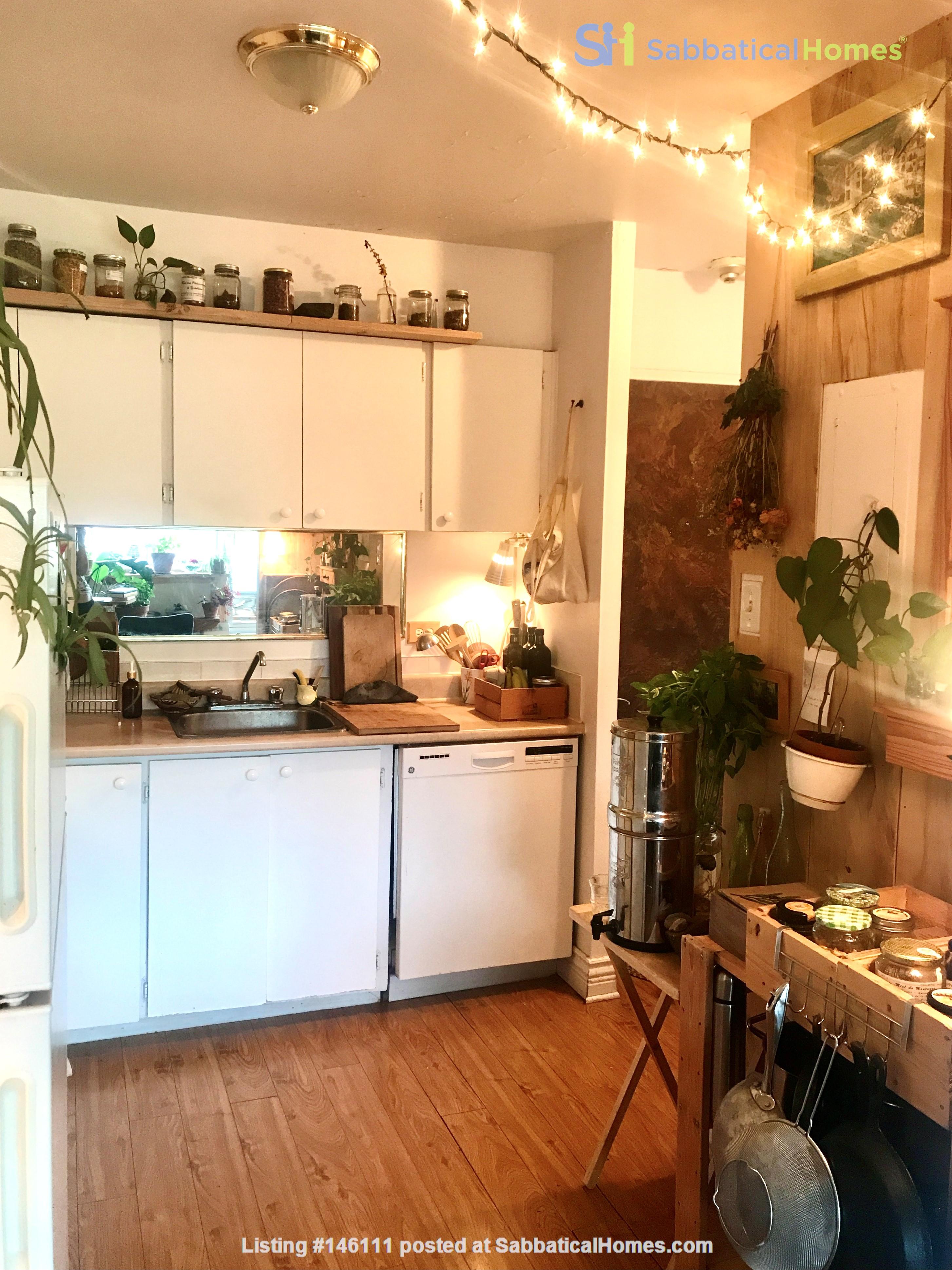 Sunniest nest in heart of Montreal /2 bedrooms Home Exchange in Montréal 6
