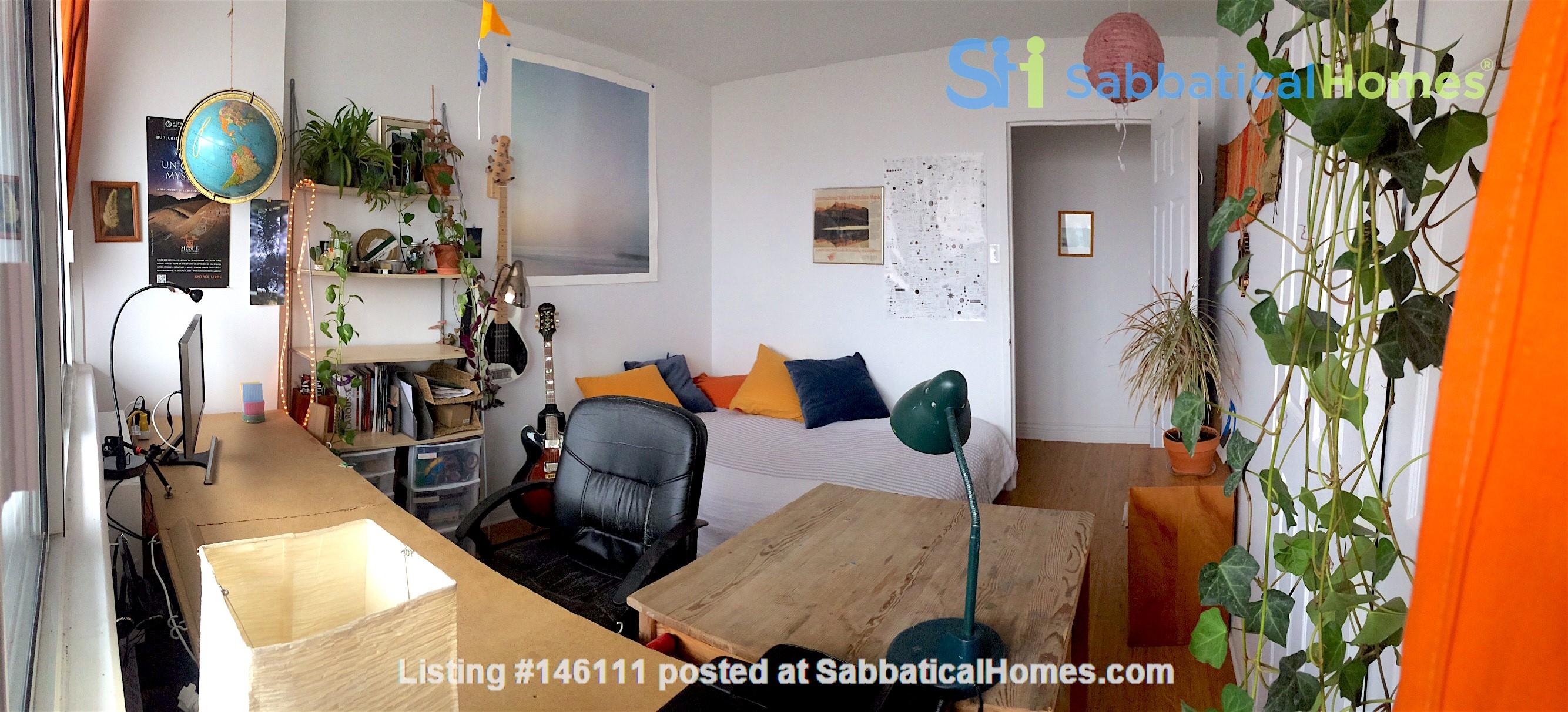 Sunniest nest in heart of Montreal /2 bedrooms Home Exchange in Montréal 3