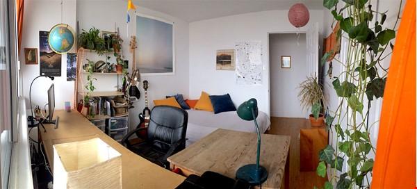 Sunniest nest in heart of Montreal /2 bedrooms Home Exchange in Montréal 3 - thumbnail