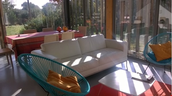 Wooden contemporary house closed to the ocean_Nouvelle Aquitaine Home Exchange in Saint-Julien-en-Born 1 - thumbnail