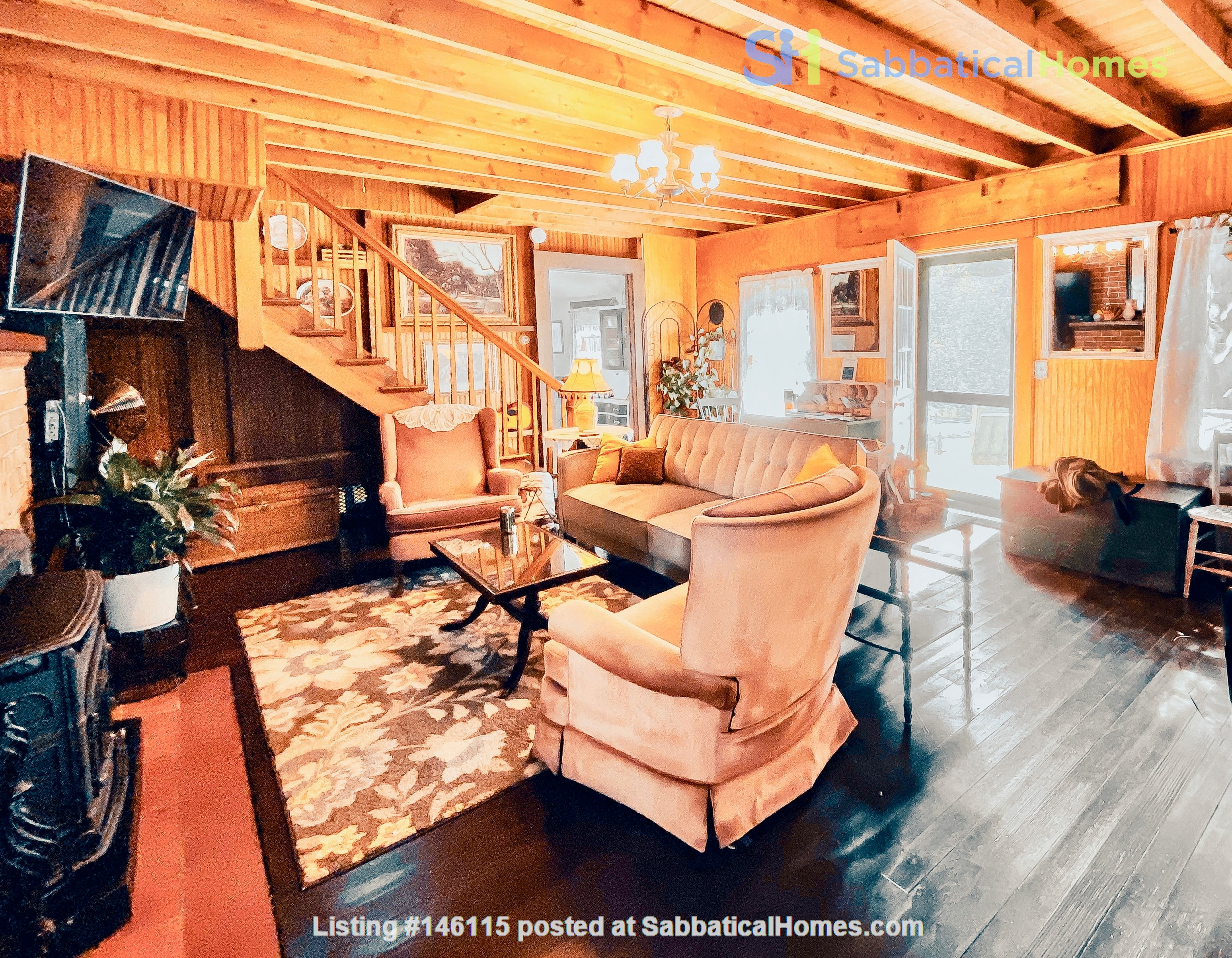 Central VT Country Retreat Near Norwich and VTC Home Rental in Brookfield 1