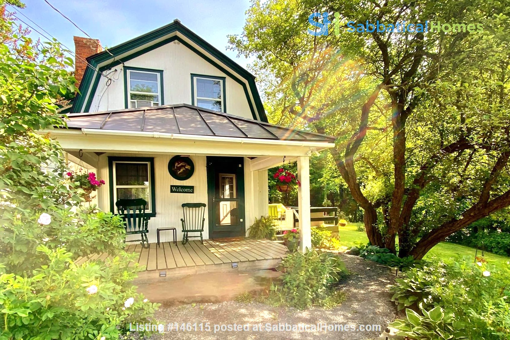 Central VT Country Retreat Near Norwich and VTC Home Rental in Brookfield 0