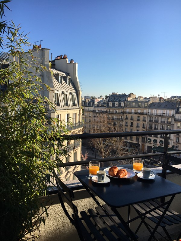 Paris at your feet Home Rental in Paris 2 - thumbnail