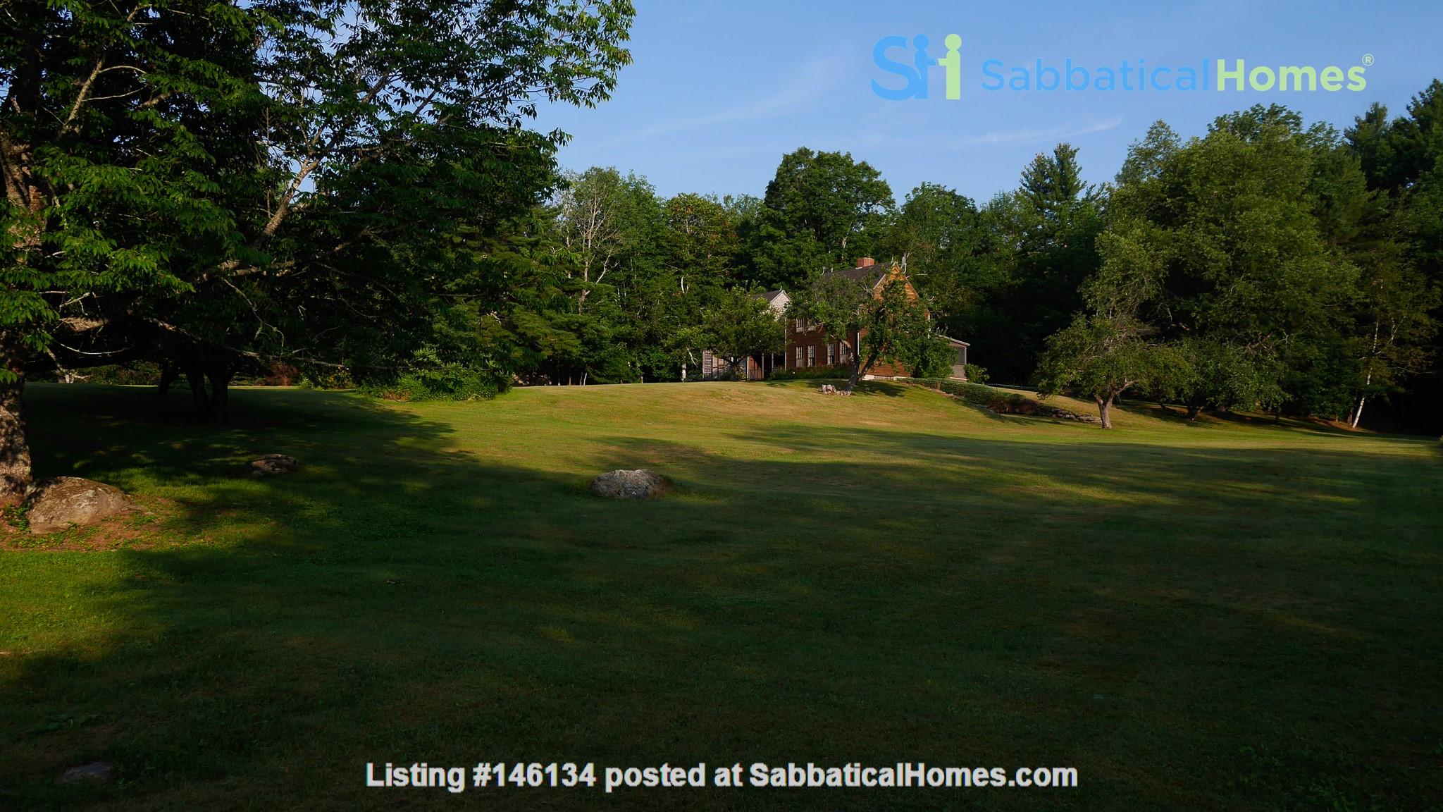 Idyllic Midcoast Maine Writer/Artist's Retreat Home Rental in Searsmont 3