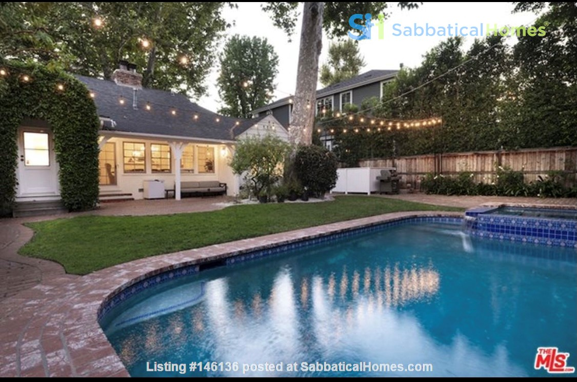 Charming storybook home with great location and pool Home Rental in Los Angeles 0