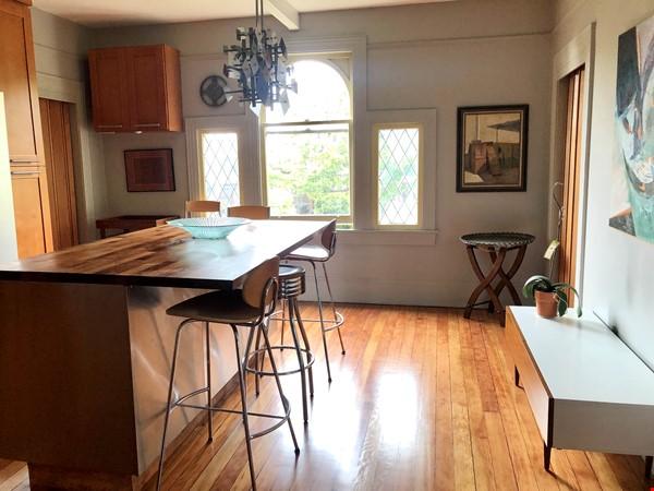 Beautiful, split-level, loft-style 1 bd. with study near CAL Home Rental in Berkeley 5 - thumbnail