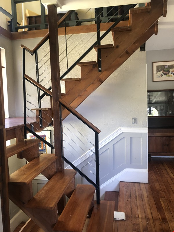 Beautiful, split-level, loft-style 1 bd. with study near CAL Home Rental in Berkeley 8 - thumbnail