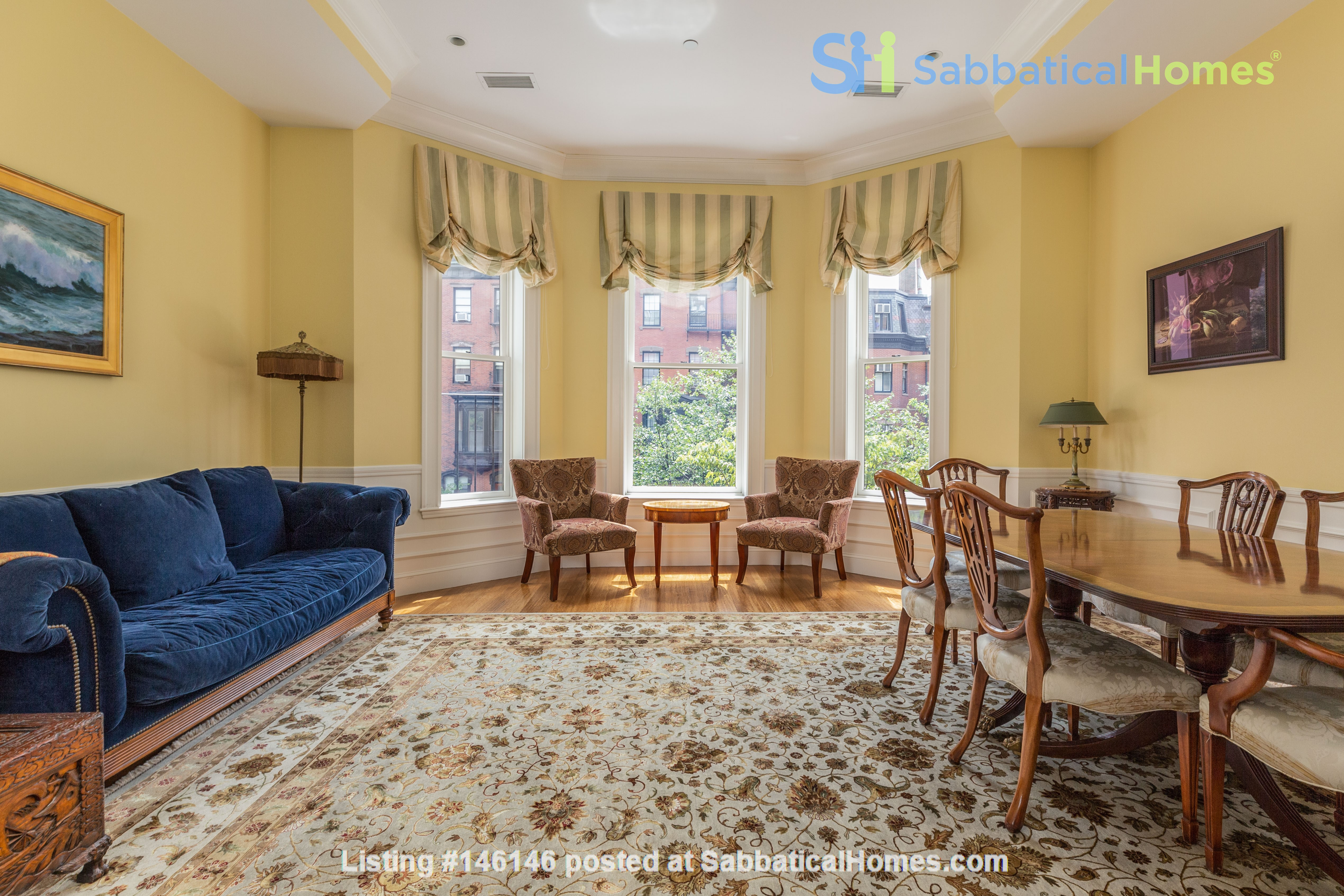 Beautiful, spacious 2-bedroom Back Bay apartment Home Rental in Boston 0