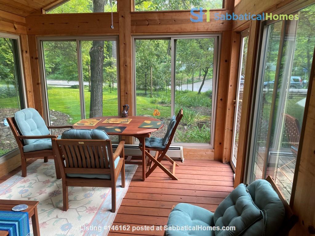 Spacious Ann Arbor Hills Home - Easy Walk to Campus -Close to the Arboretum Home Rental in Ann Arbor 5