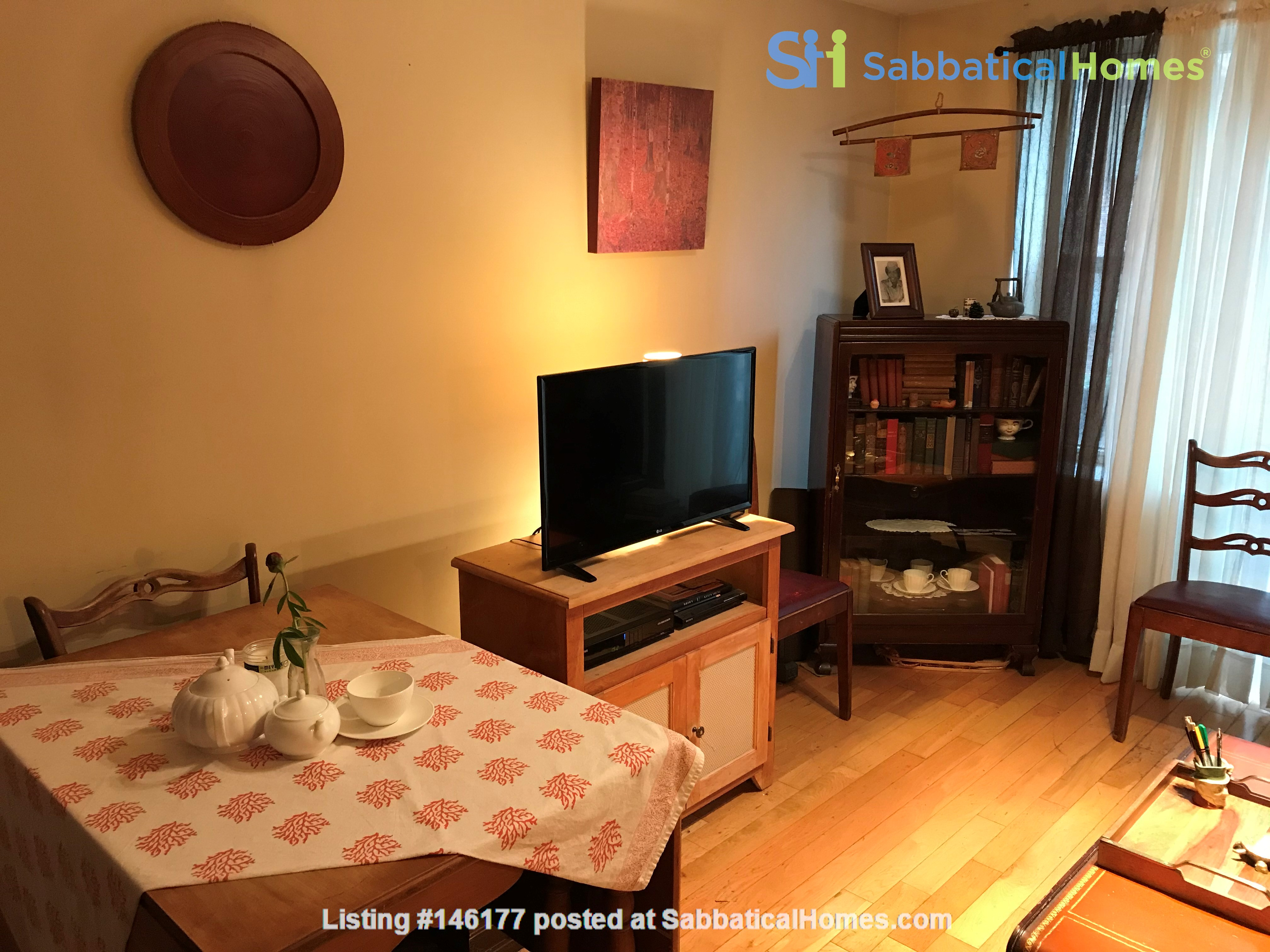 Furnished Apartment/ Balcony in Brooklyn Home Rental in  2