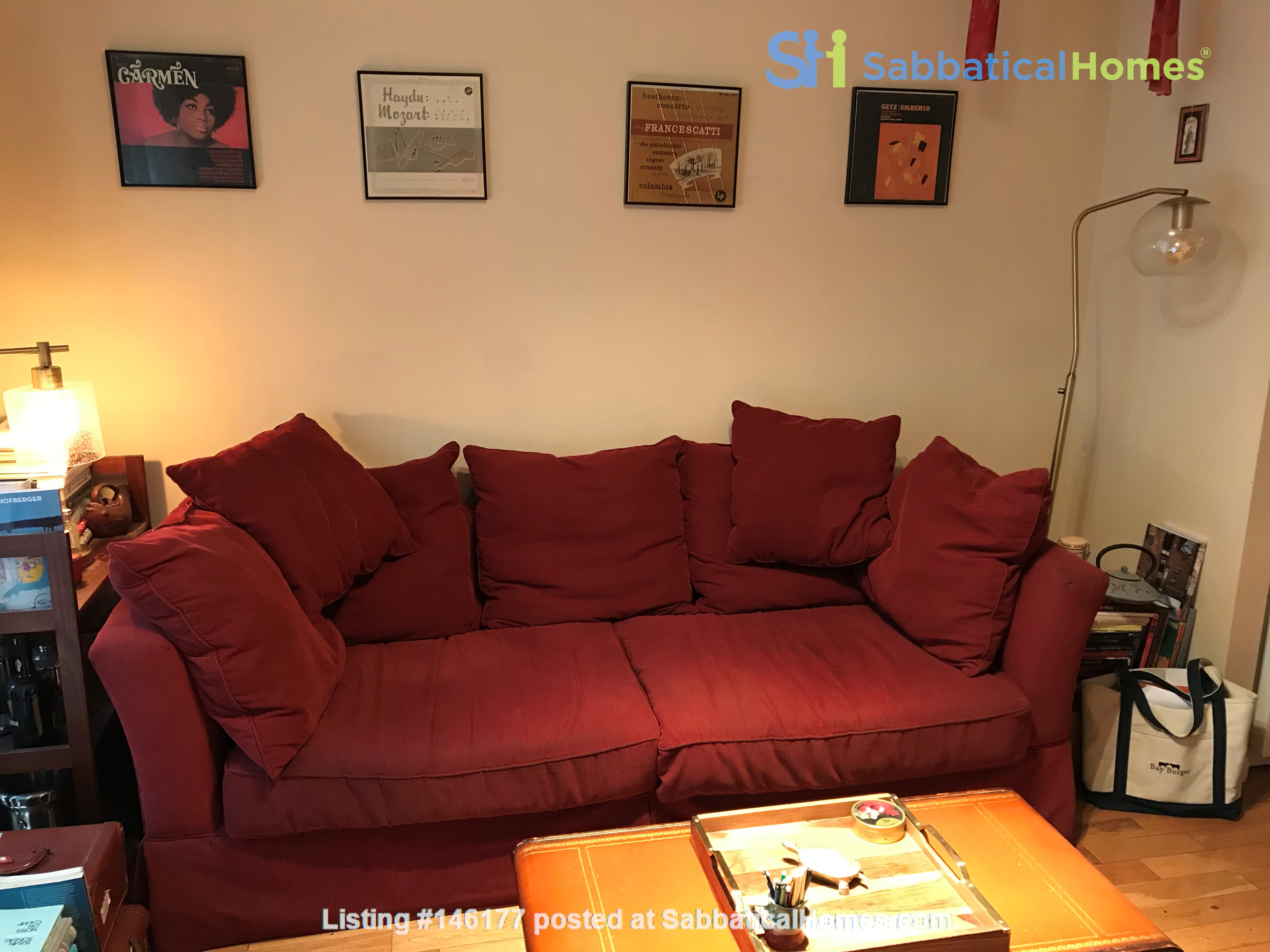Furnished Apartment/ Balcony in Brooklyn Home Rental in  3