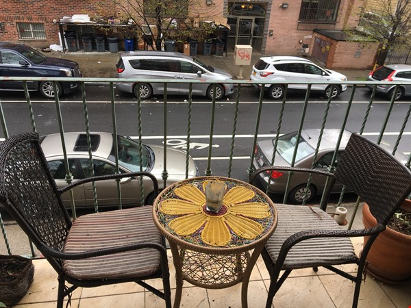 Furnished Apartment/ Balcony in Brooklyn Home Rental in  0 - thumbnail