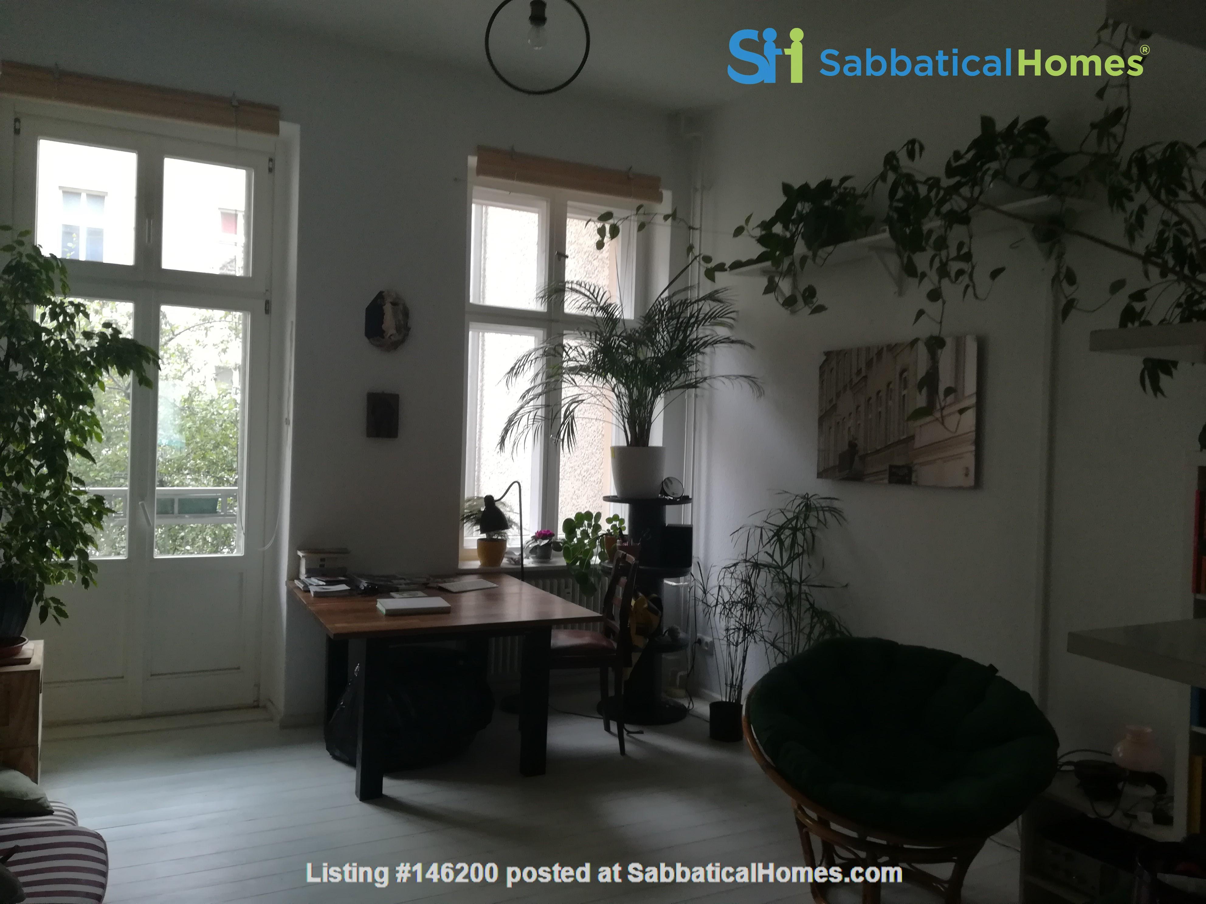 Renting place in Berlin, looking for place in Copenhagen Home Exchange in Berlin 0