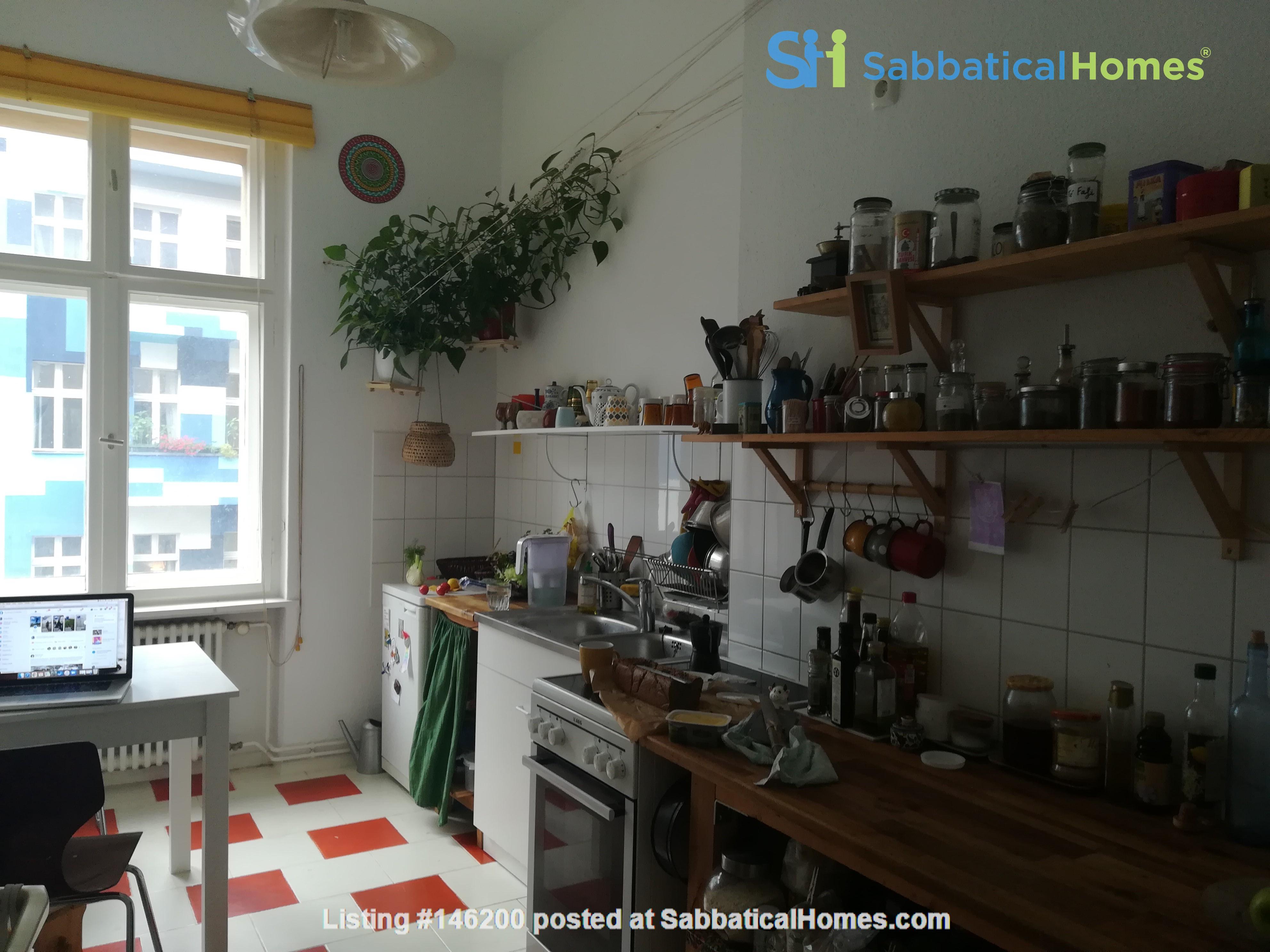 Renting place in Berlin, looking for place in Copenhagen Home Exchange in Berlin 1