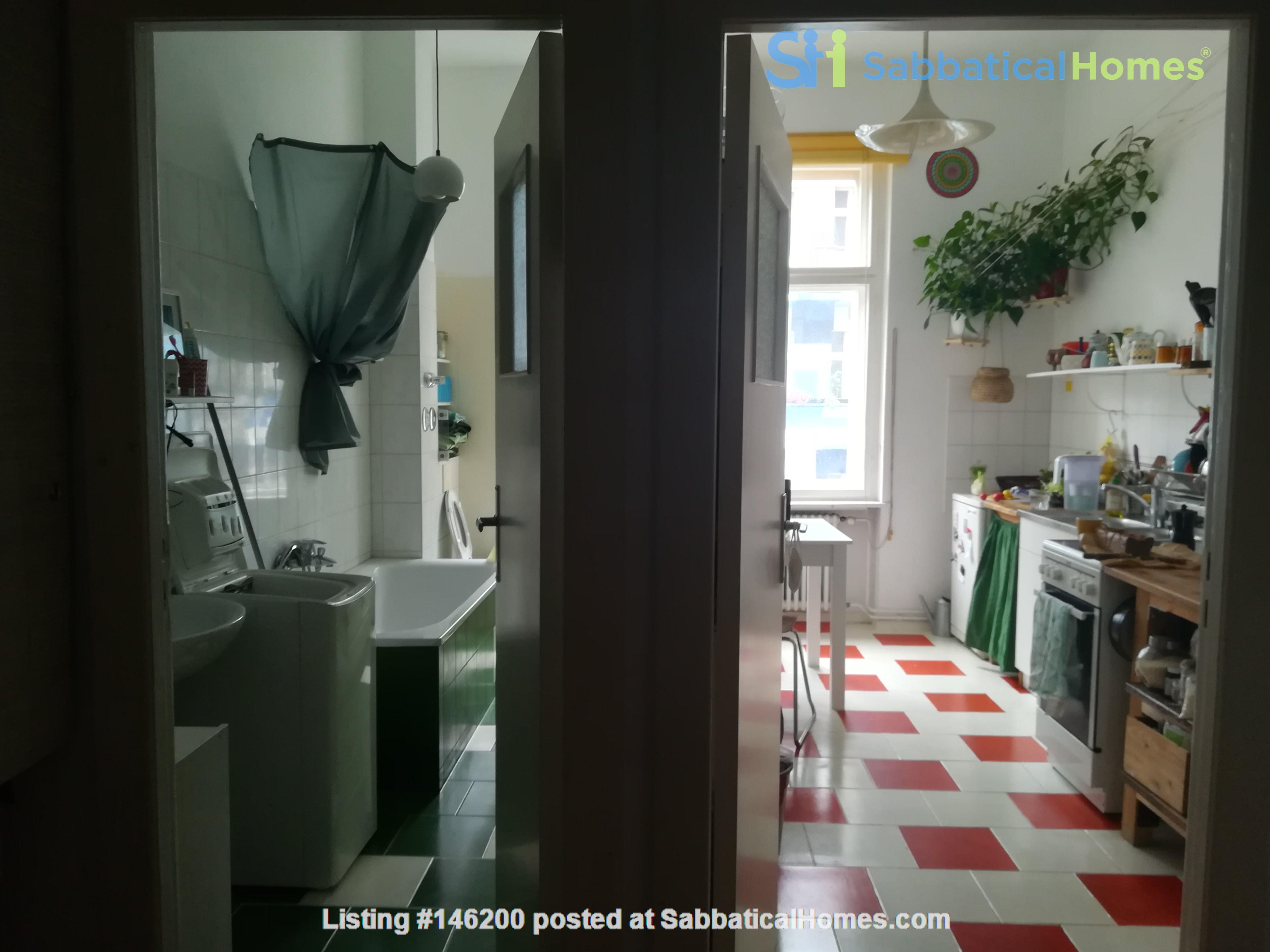 Renting place in Berlin, looking for place in Copenhagen Home Exchange in Berlin 2