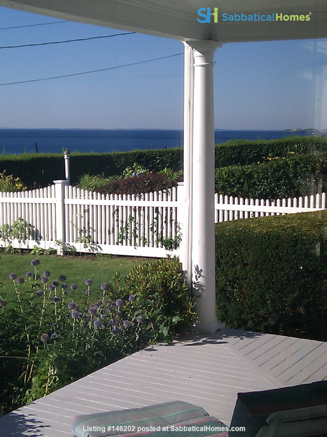 Spacious renovated Victorian with ocean views from every room! Home Rental in Marblehead 3