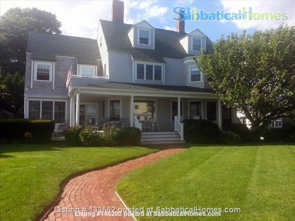 Spacious renovated Victorian with ocean views from every room! Home Rental in Marblehead 0
