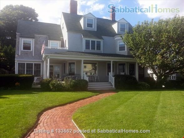 Spacious renovated Victorian with ocean views from every room! Home Rental in Marblehead 0 - thumbnail