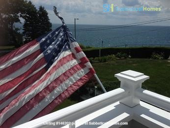 Spacious renovated Victorian with ocean views from every room! Home Rental in Marblehead 8