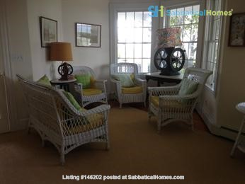 Spacious renovated Victorian with ocean views from every room! Home Rental in Marblehead 5