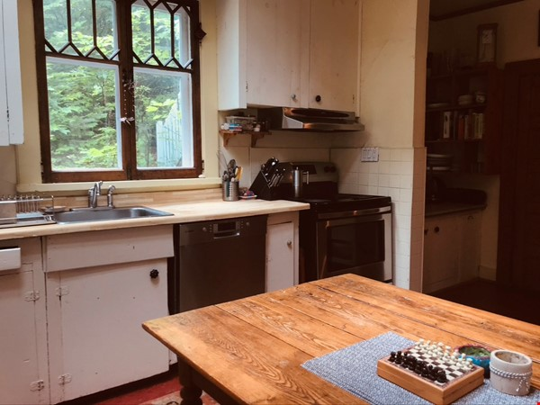 3 BR Historic Arts and Crafts House in Beautiful Wakefield Village Home Rental in Wakefield 5 - thumbnail