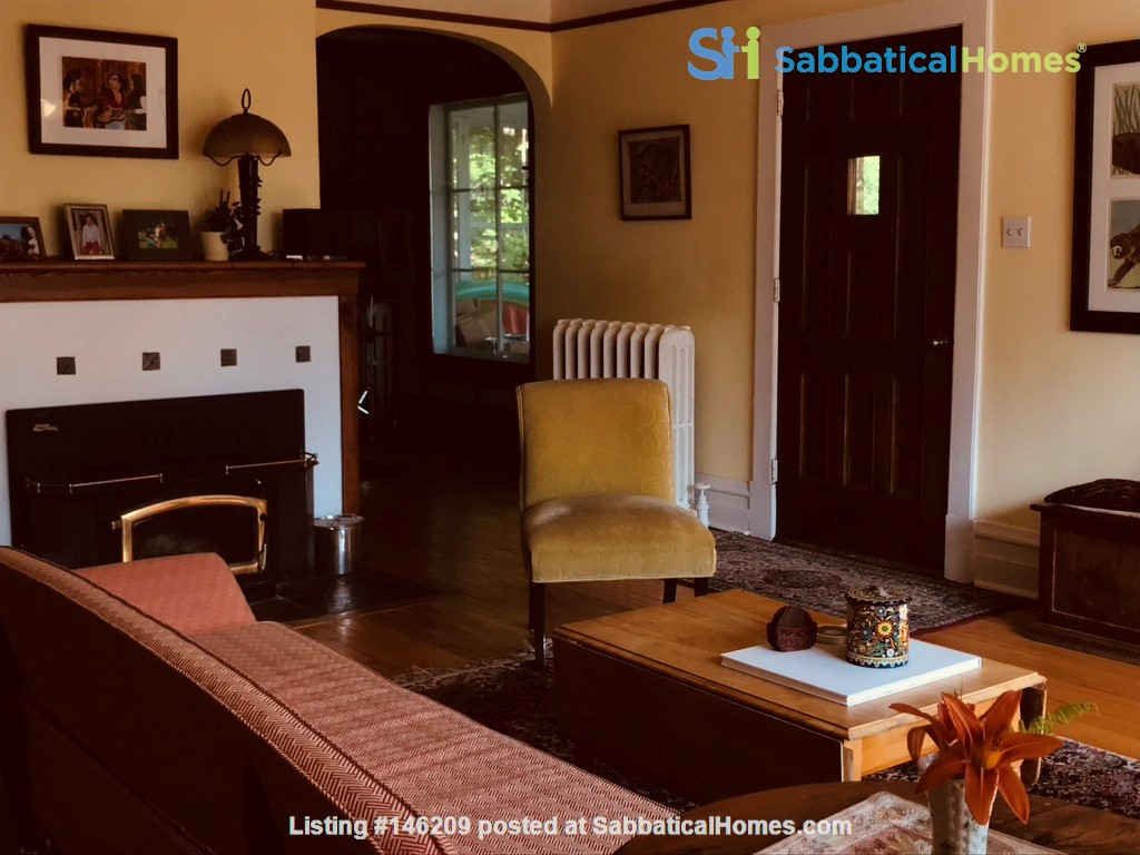 3 BR Historic Arts and Crafts House in Beautiful Wakefield Village Home Rental in Wakefield 3