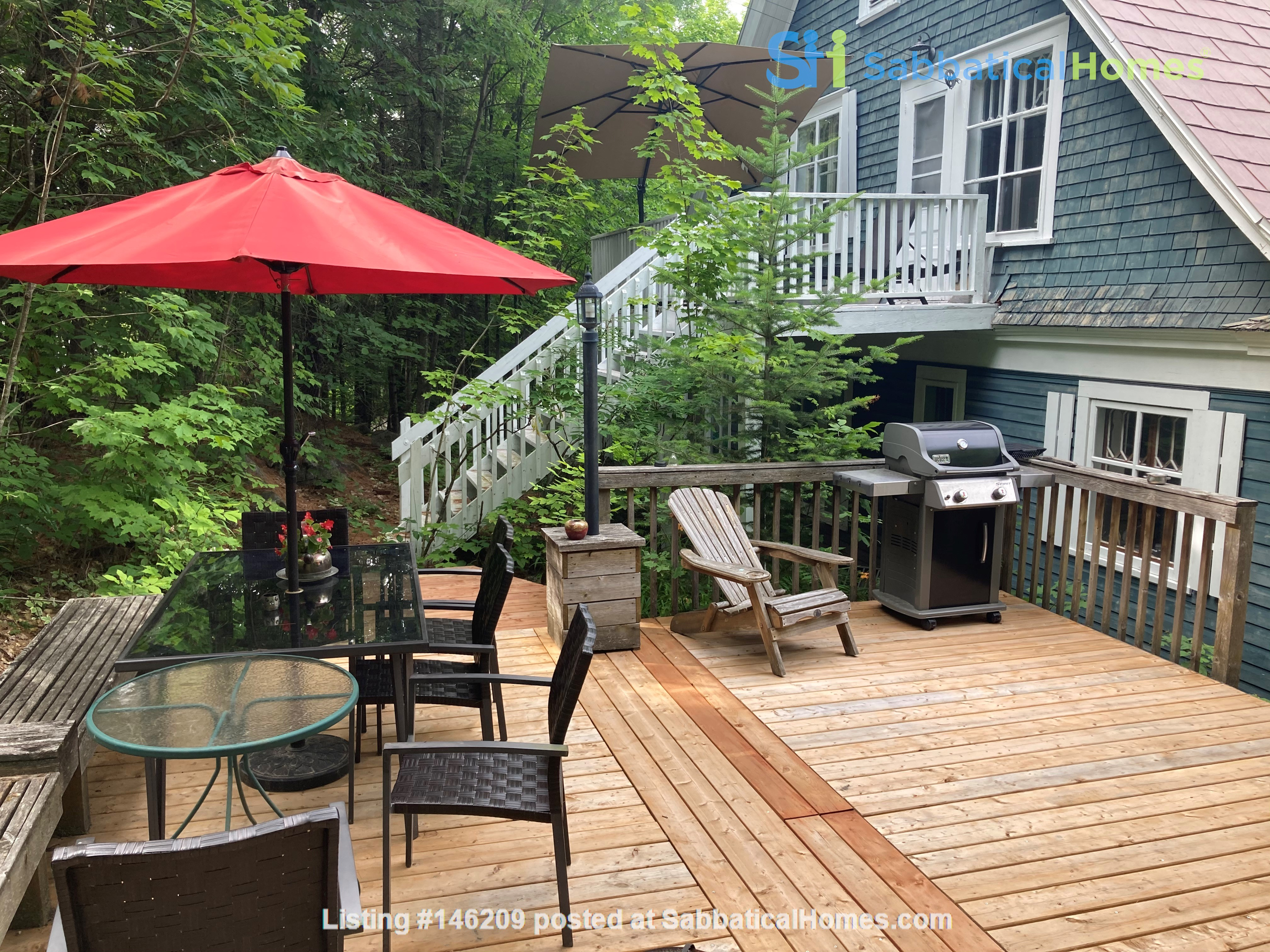 3 BR Historic Arts and Crafts House in Beautiful Wakefield Village Home Rental in Wakefield 9