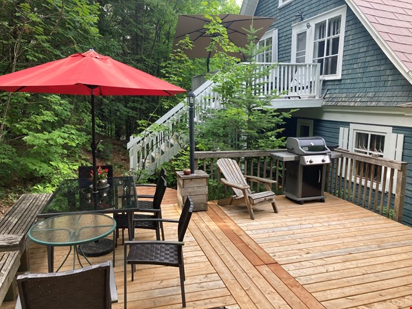 3 BR Historic Arts and Crafts House in Beautiful Wakefield Village Home Rental in Wakefield 9 - thumbnail