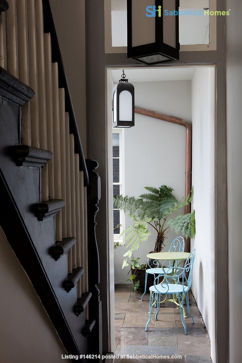 Garden Apartment in Historical New Orleans French Quarter Home Rental in New Orleans 0