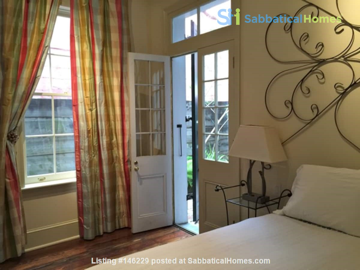 Elegant furnished 1-bedroom condo in French Quarter Home Rental in New Orleans 3