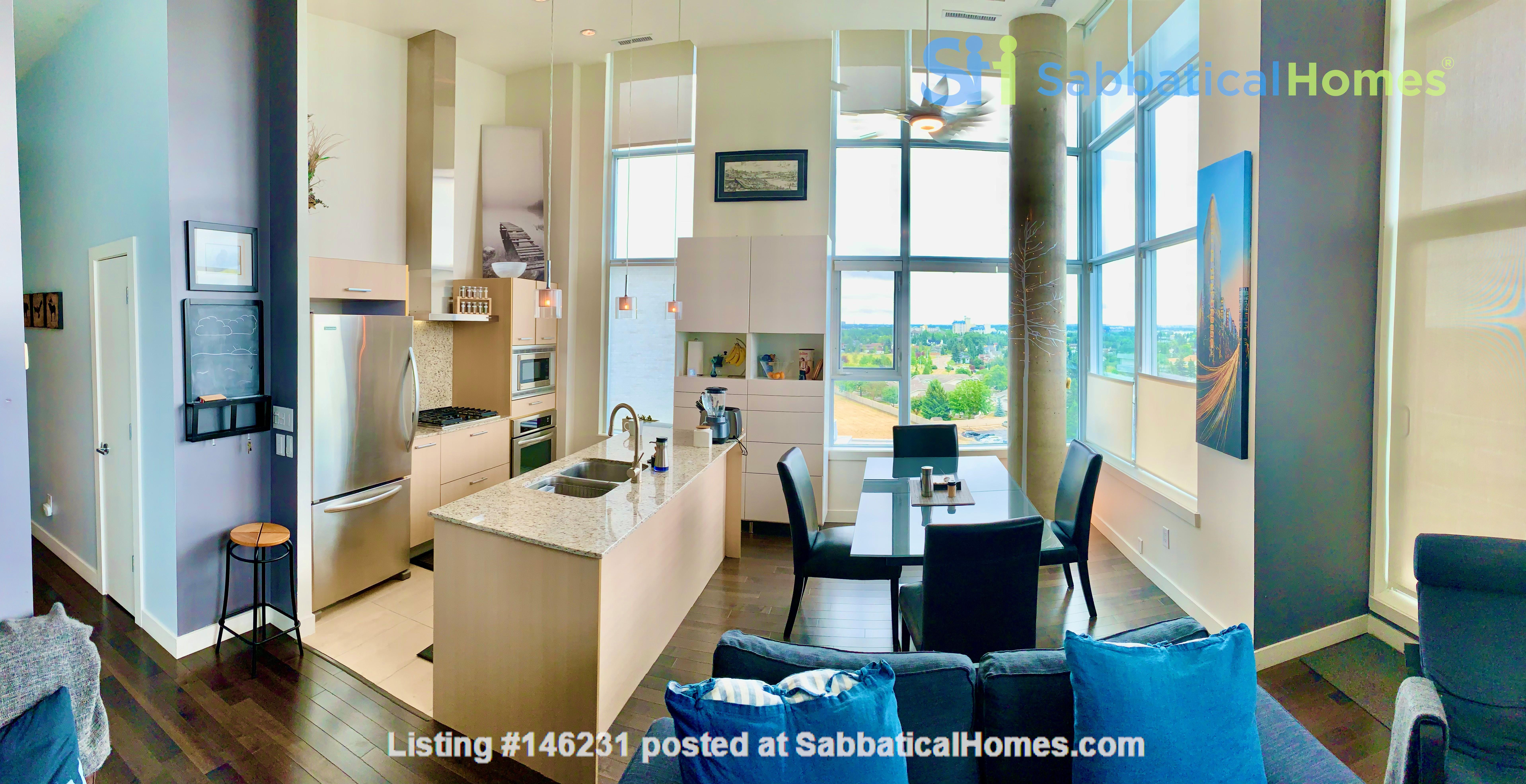 Downtown Train Home Rental in Edmonton 5