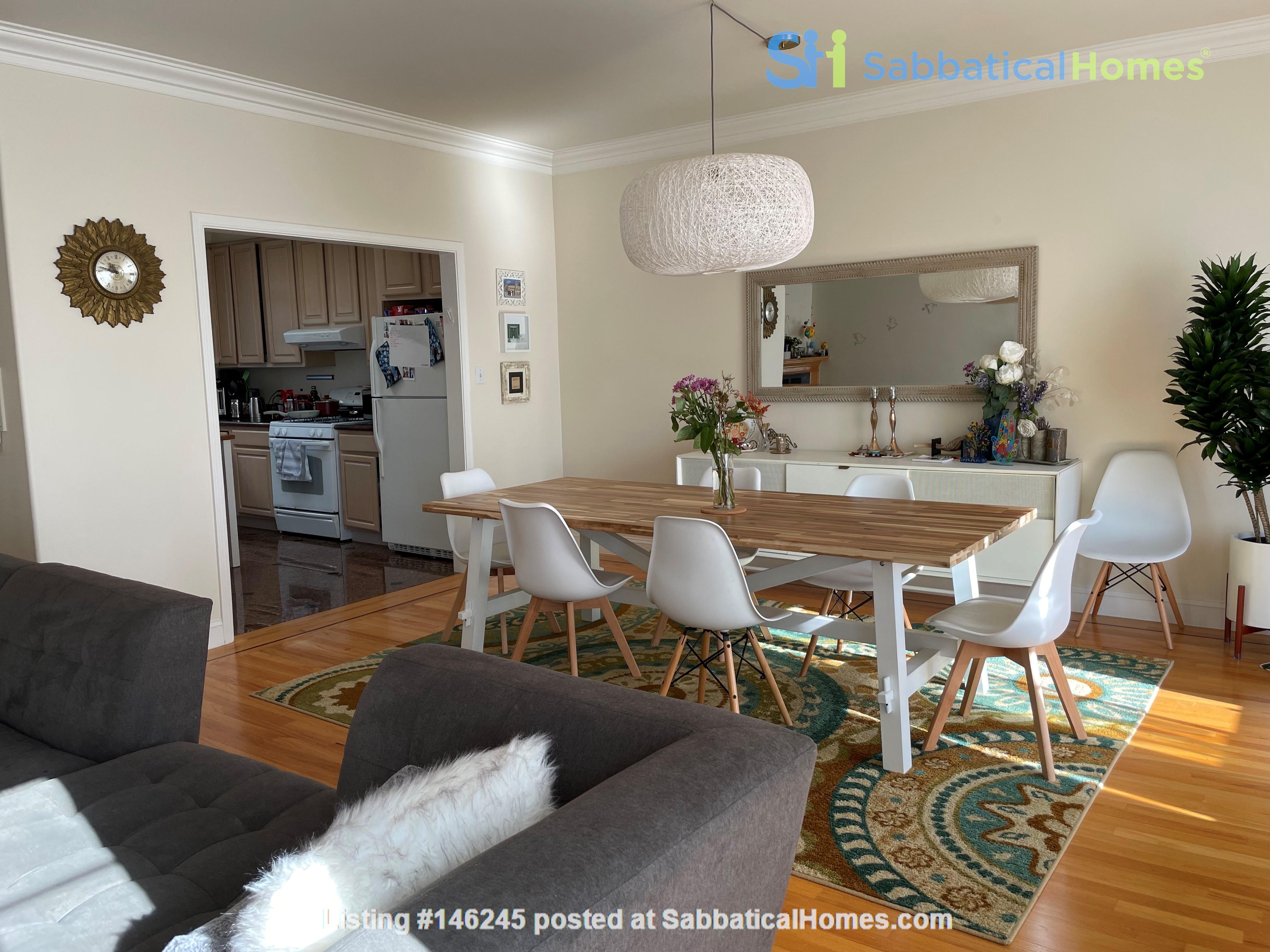 San Francisco Sublet Sep-Mid Nov Home Rental in SF 0