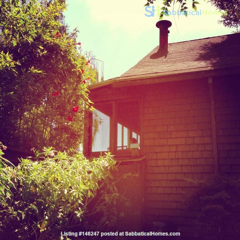 Cottage in North Berkeley Hills, Available Late August 2021 Home Rental in Berkeley 0