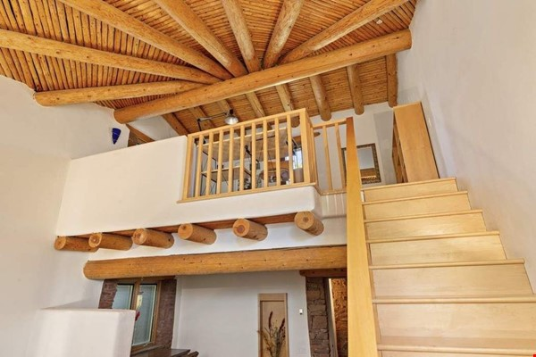 QUIET, BEAUTIFUL SECLUDED Santa Fe HOME 2BR on estate - sweeping views Home Rental in Santa Fe 1 - thumbnail