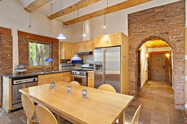 QUIET, BEAUTIFUL SECLUDED Santa Fe HOME 2BR on estate - sweeping views Home Rental in Santa Fe 2 - thumbnail