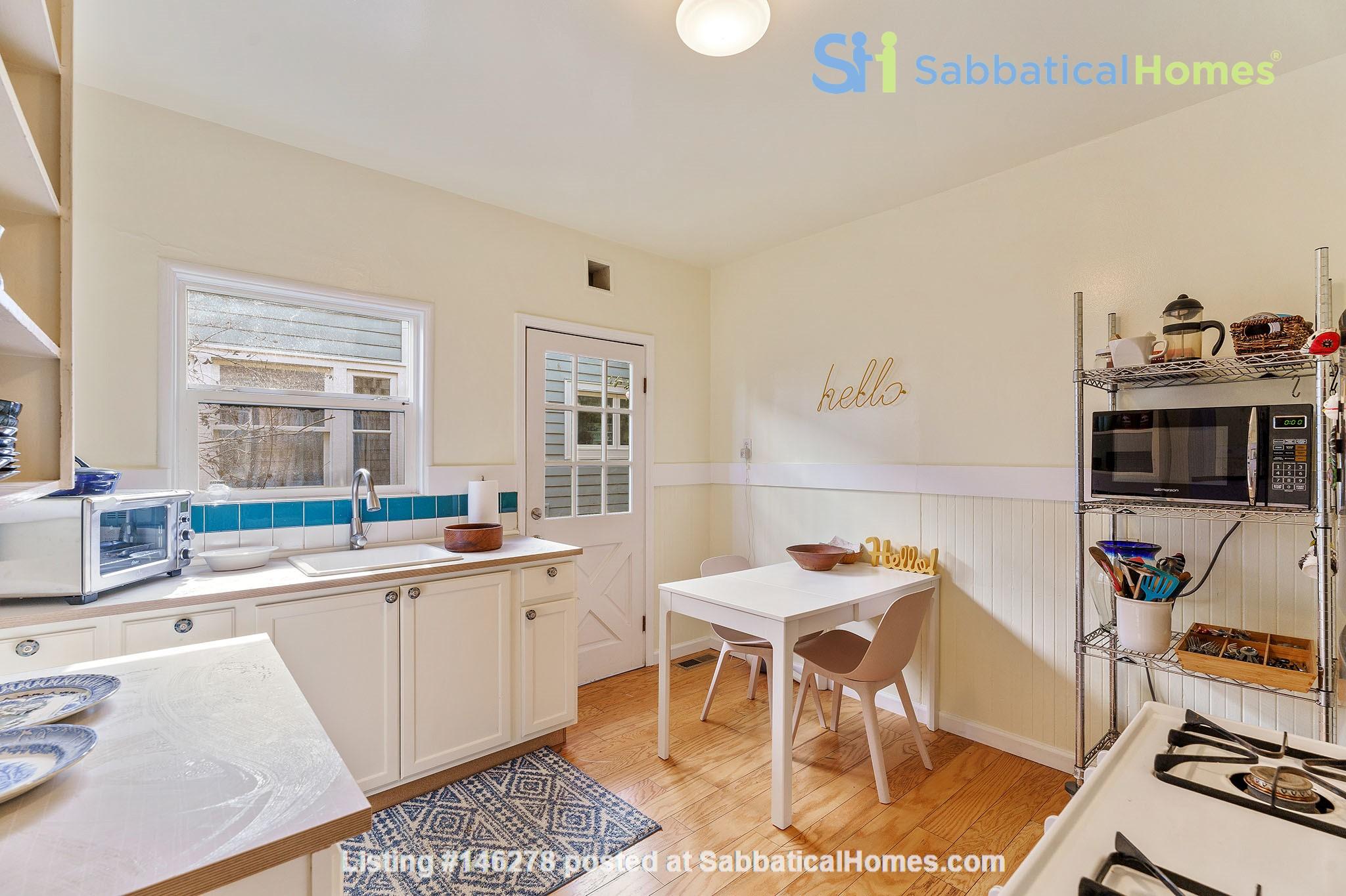 No kidding, the best location in Berkeley! Home Rental in Berkeley 6