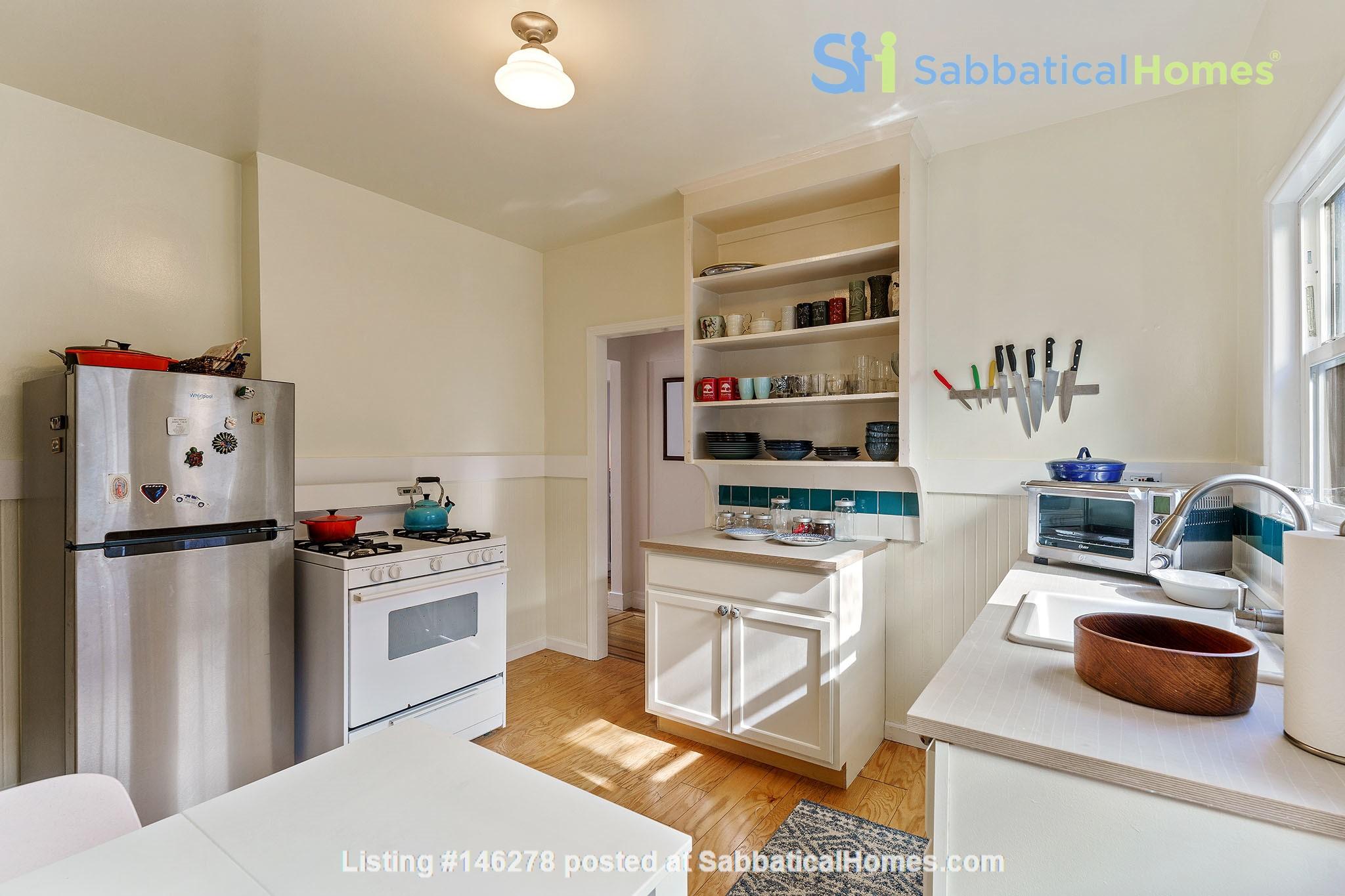 No kidding, the best location in Berkeley! Home Rental in Berkeley 8