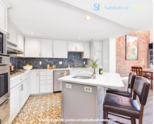Spacious Capitol Hill Rowhouse with Large Outdoor Space and Parking Home Rental in Washington 3