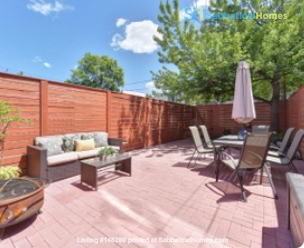 Spacious Capitol Hill Rowhouse with Large Outdoor Space and Parking Home Rental in Washington 7