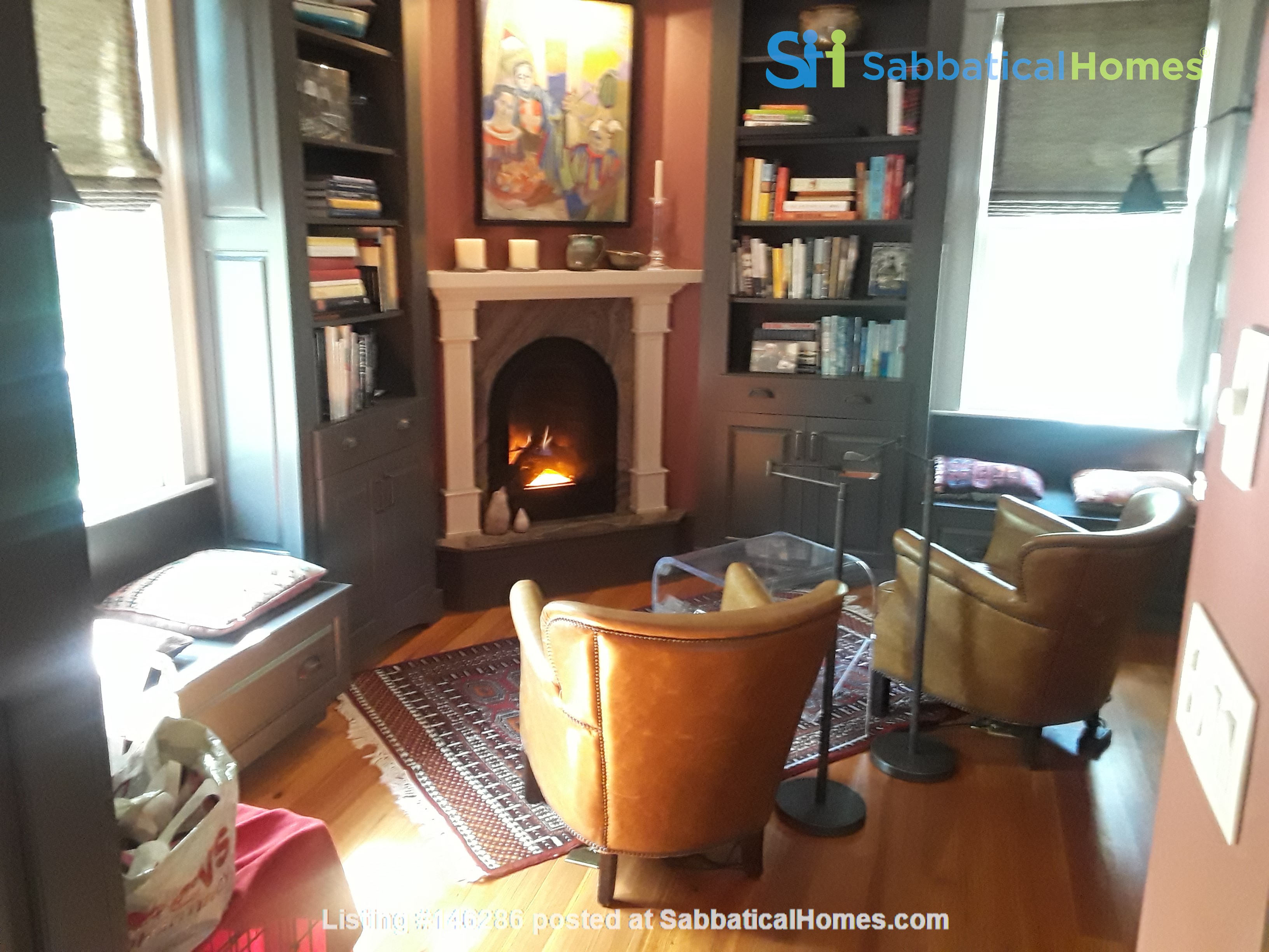 Furnished family duplex in Cambridge Home Rental in Cambridge 3