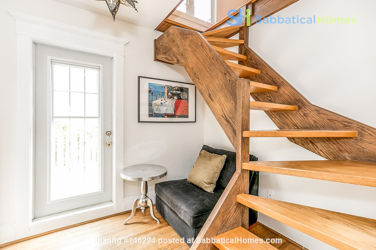 Leslieville 2 Upper Levels 2 beds in Sunny Edwardian Home w/Private Terrace Home Rental in Toronto 6
