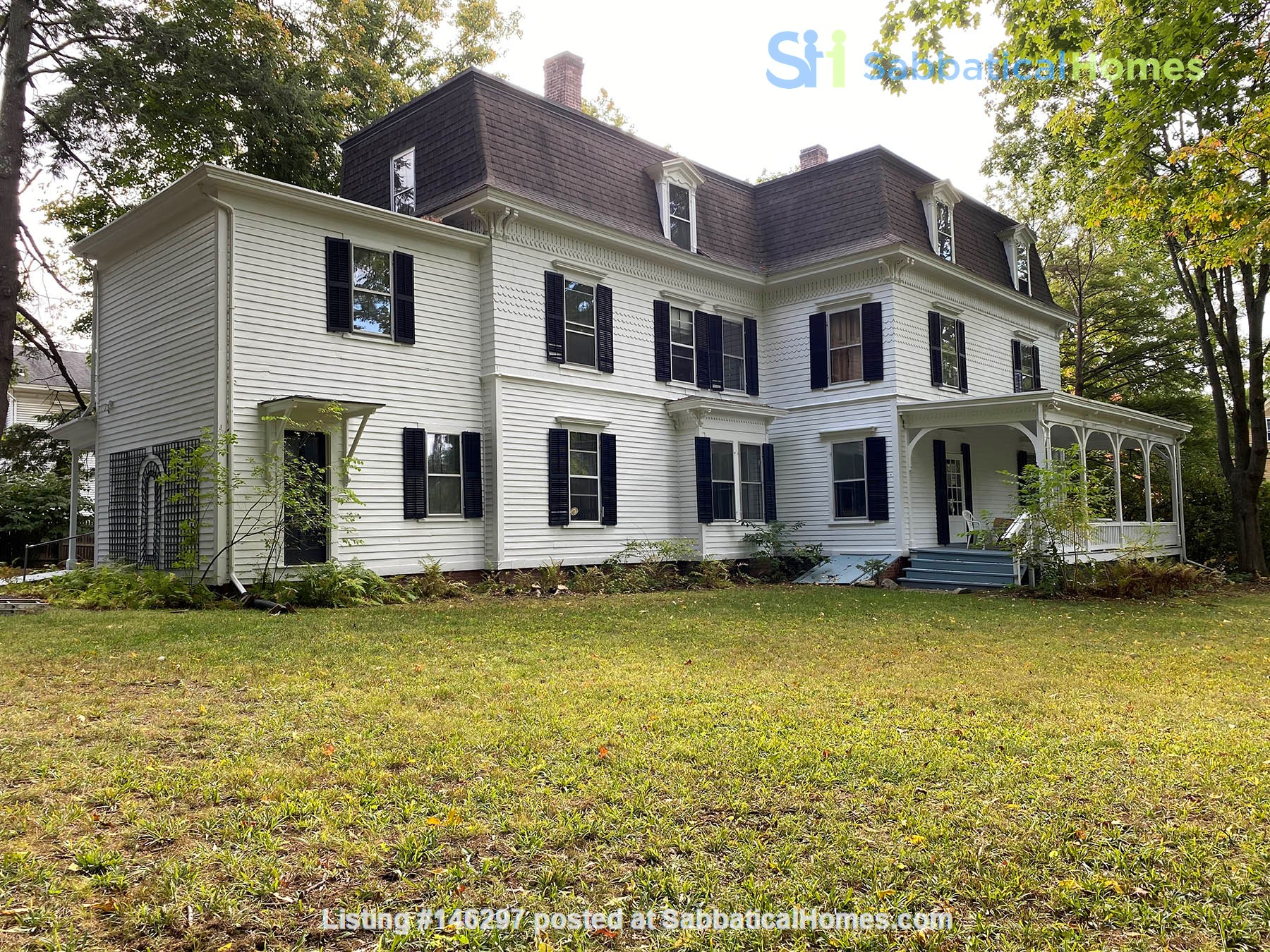 Victorian House in Historic neighborhood, can walk to UMass/Amherst College Home Rental in Amherst 0