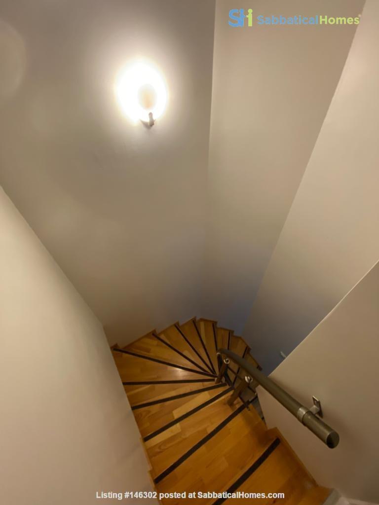 Serene Apartment Duplex in Üsküdar (Fully Furnished) Home Rental in  8