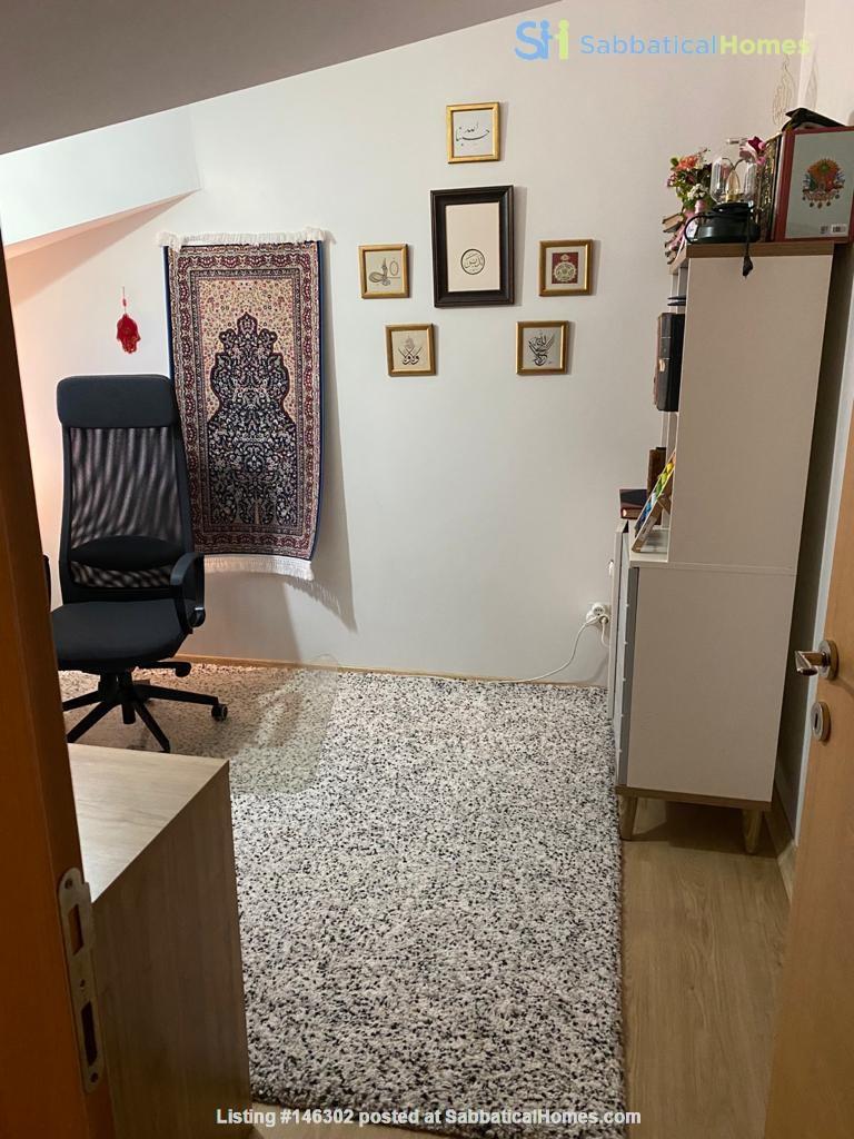 Serene Apartment Duplex in Üsküdar (Fully Furnished) Home Rental in  1