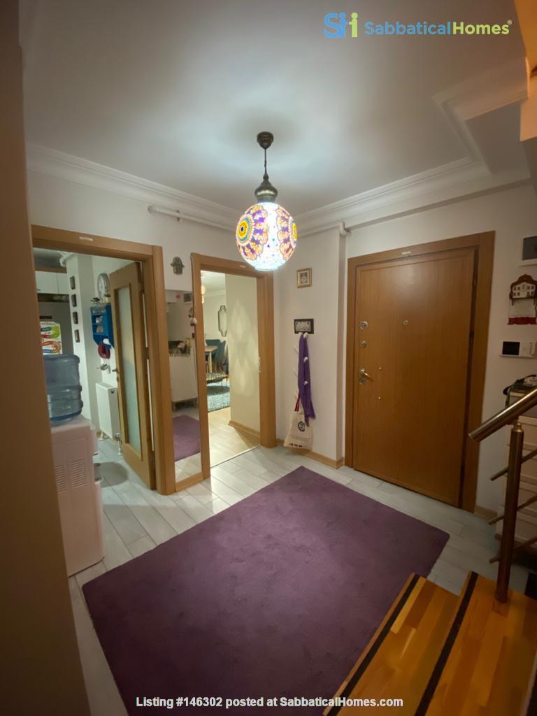 Serene Apartment Duplex in Üsküdar (Fully Furnished) Home Rental in  7